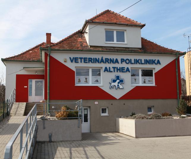 Budova našej polikliniky