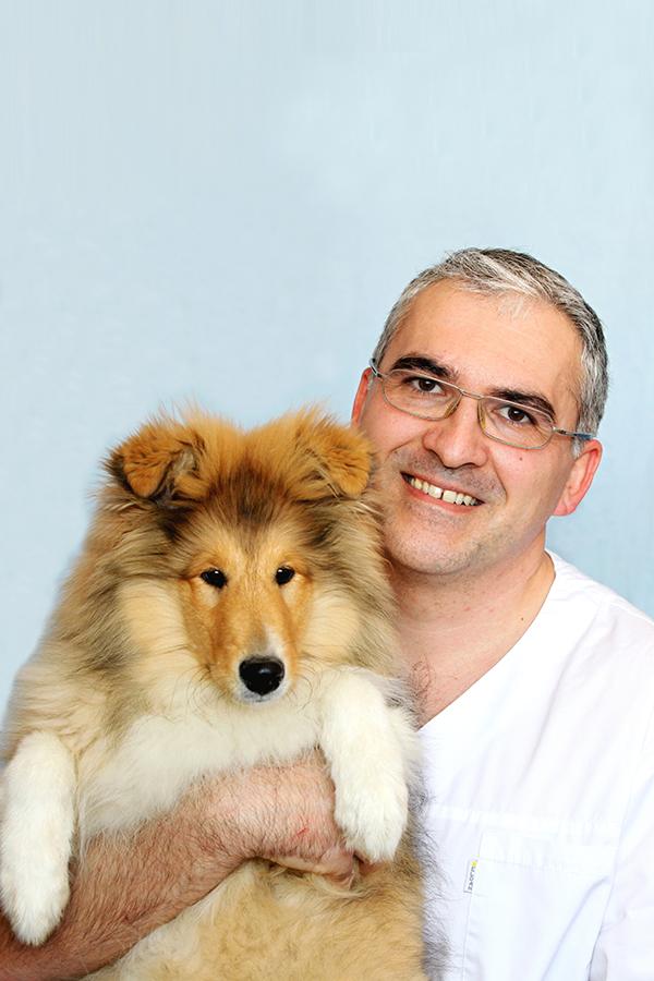 MVDr. Pavol Zubrický